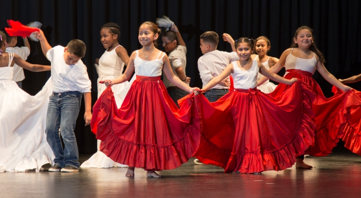 Dancing for Diversity