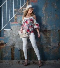 Summer fashion feature for the Grand Forks Herald in Grand Forks, ND